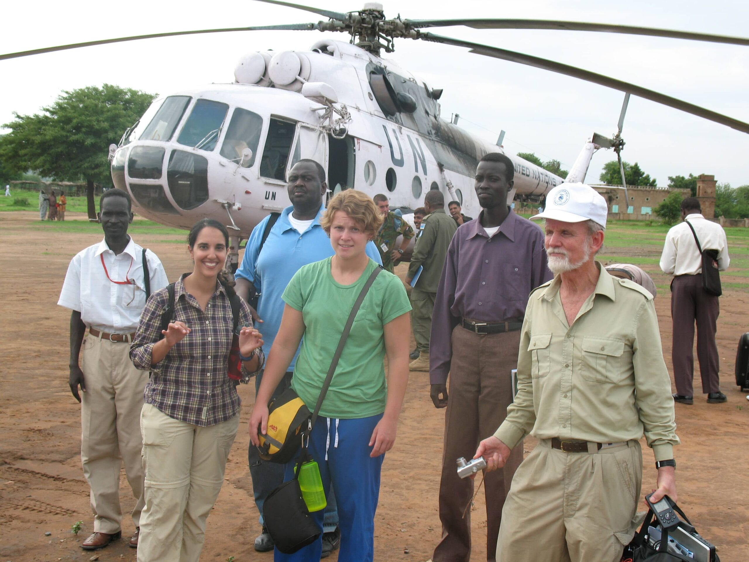 Gena back from khartoum to US report